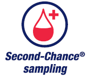 Second chance sampling